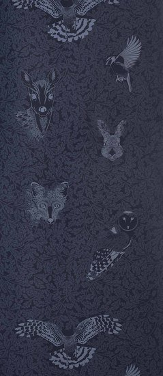 Hevensent forest midnight blue wallpaper hevensent treniq 1 1522450767201