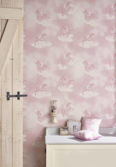 Hevensent popcorn dust dove pink wallpaper hevensent treniq 1 1522453275930