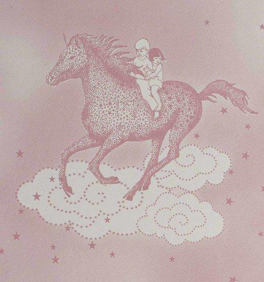 Hevensent popcorn dust dove pink wallpaper hevensent treniq 1 1522453317311
