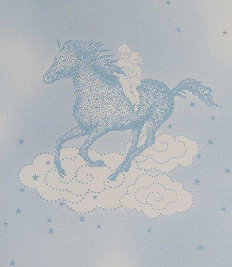 Hevensent popcorn dust dove blue wallpaper hevensent treniq 1 1522453739985