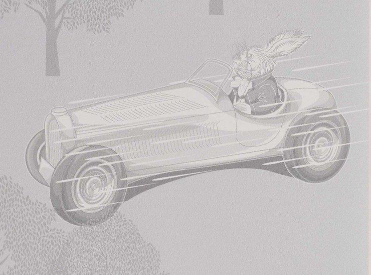 Hevensent speed dust dove grey wallpaper hevensent treniq 1 1522496489539