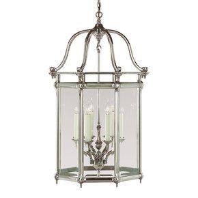 Large-Silver-Georgian-8-Light-Lantern_Gustavian-Style_Treniq_0