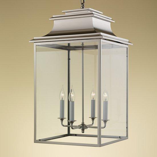 4 candle nickel lantern gustavian style treniq 1 1522668500358
