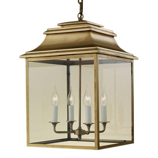4 candle brass lantern gustavian style treniq 1 1522668583970