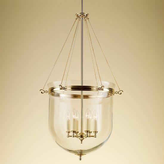 Brass lantern with glass gustavian style treniq 1 1522668655432