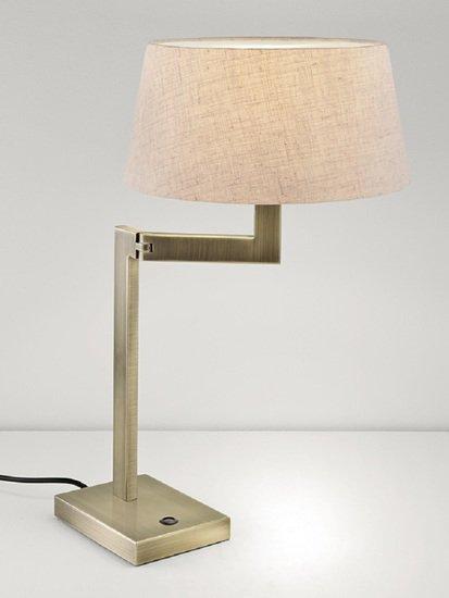 Brass swing desk lamp gustavian style treniq 1 1522669543942
