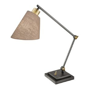 Desk-Lamp-In-Black-Bronze-And-Polished-Brass_Gustavian-Style_Treniq_0