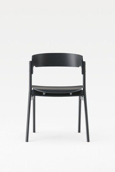 Sally dining chair by jin kuramoto 2015 (black)  meetee treniq 1 1522734761548