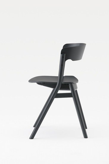 Sally dining chair by jin kuramoto 2015 (black)  meetee treniq 1 1522734773285