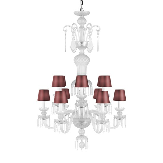 Rudolf contemporary small chandelier preciosa lighting treniq 1 1522842354315