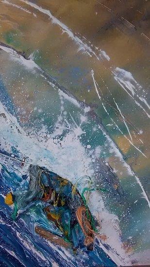 Plastic shoreline lindsey keates environmental artist  treniq 1 1523221438465