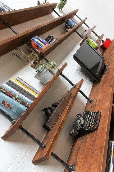 Hector reclaimed scaffolding   steel pipe shelving industrial open wardrobe carla muncaster treniq 1 1523873377267