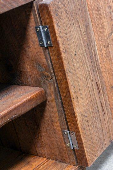 Hector reclaimed scaffolding   steel pipe shelving industrial open wardrobe carla muncaster treniq 1 1523873377273