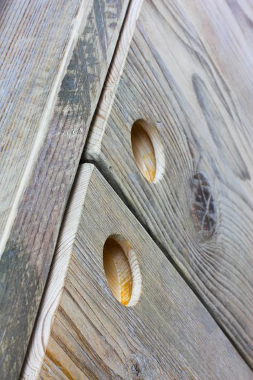 Pourreza reclaimed scaffolding  steel pipe industrial desk with storage  carla muncaster treniq 1 1523873526612