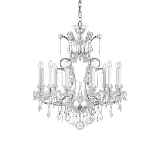Maria theresa historic small chandelier  preciosa lighting treniq 1 1523966309406
