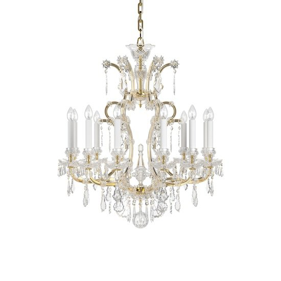 Maria theresa historic small chandelier  preciosa lighting treniq 1 1523966309402