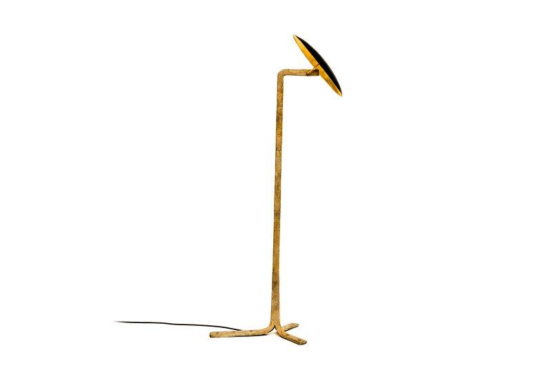 Bronze stand floor lamp candide bronze treniq 2