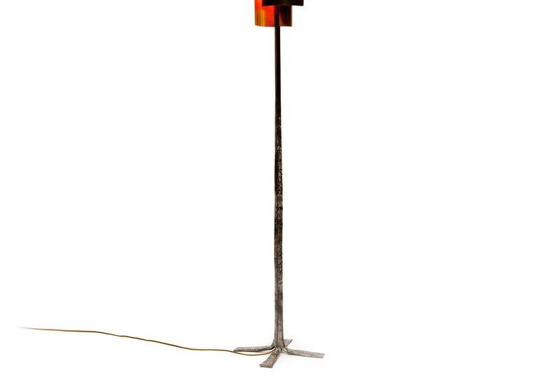 Bronze texture floor lamp candide bronze treniq 3
