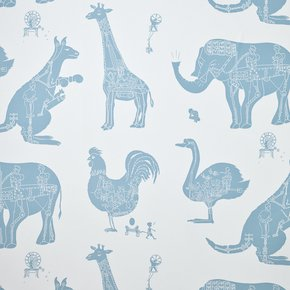 'how-It-Works'-White-Children's-Animal-Wallpaper_Paper-Boy-Interiors-Ltd_Treniq_0