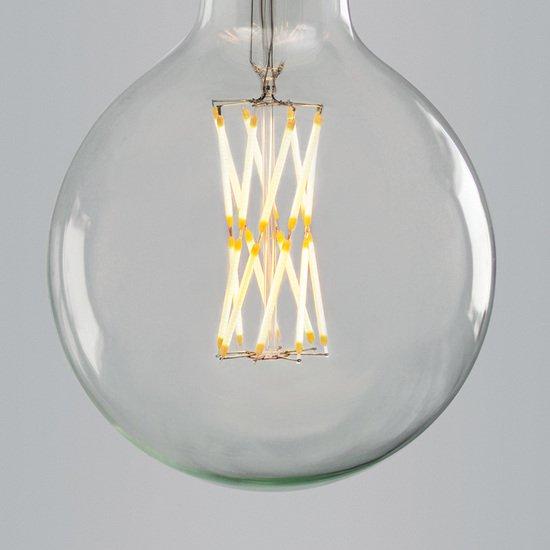 Super globe twisted led filament edison screw nook london  treniq 1 1524040044326