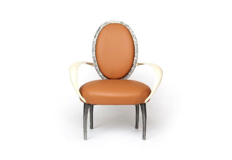 La bergere armchair candide bronze treniq 1