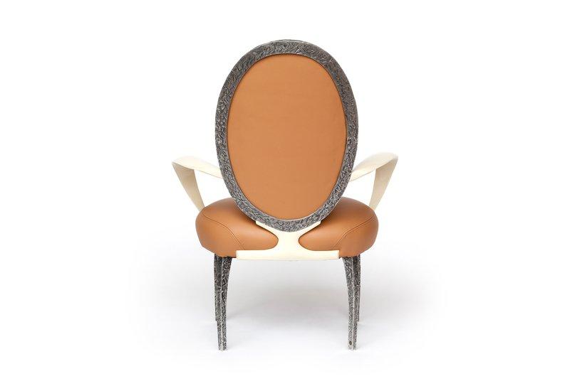La bergere armchair candide bronze treniq 2