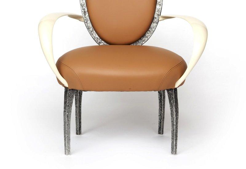 La bergere armchair candide bronze treniq 4