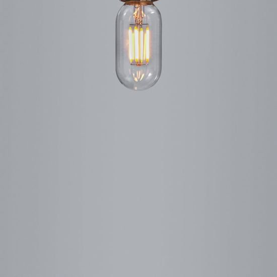 Lantern squirrel cage led edison screw nook london  treniq 1 1524043565450