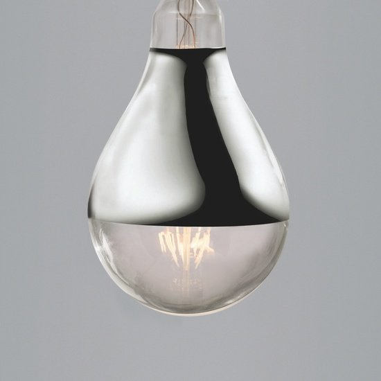 Industrial edison spotlight led silver nook london  treniq 1 1524043726175