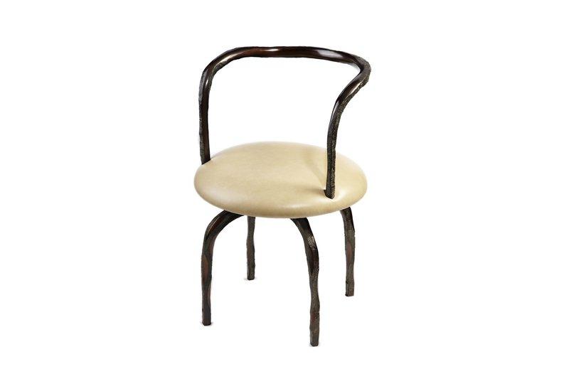 Madame armchair candide bronze treniq 1