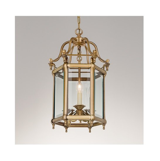Georgian style brass lantern gustavian style treniq 3 1524226046120