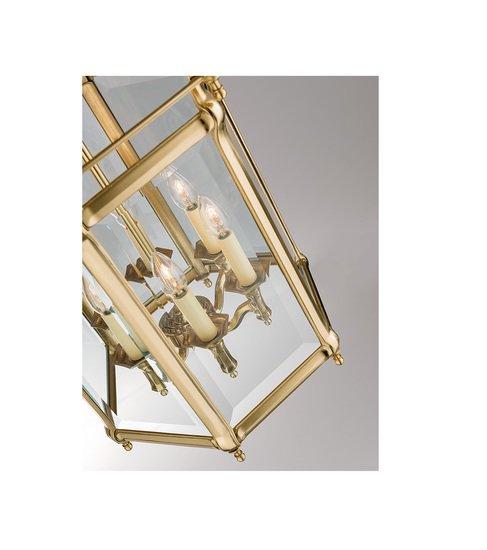 Georgian style brass lantern gustavian style treniq 3 1524226080902