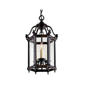 Georgian-Style-Brass-Lantern-Dark-Brass_Gustavian-Style_Treniq_0