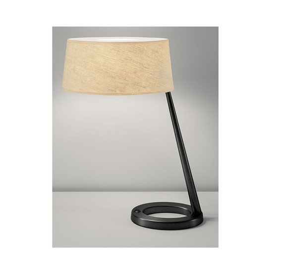 Lamp in black bronze gustavian style treniq 2 1524226396872