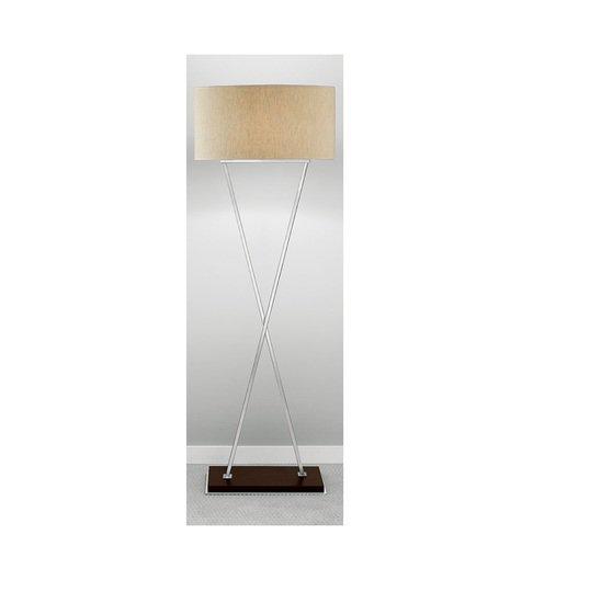 Polished chrome and wood lamp gustavian style treniq 2 1524226718784