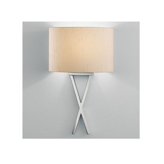 Polished chrome wall light gustavian style treniq 2 1524227036744