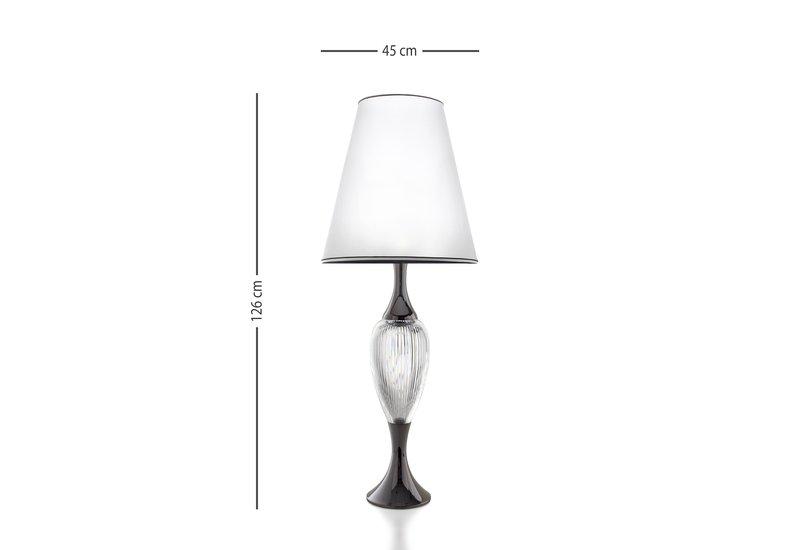 Queen table lamp il paralume marina treniq 4