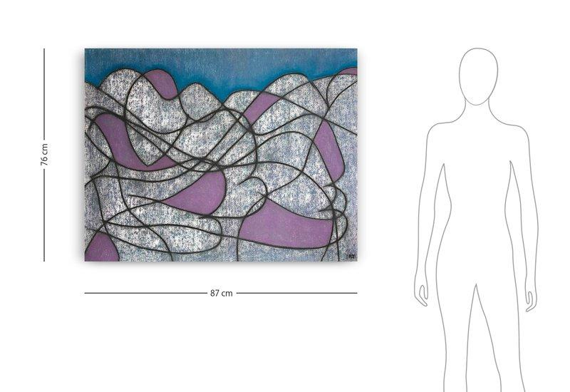 Composition on grey ii kevin jones treniq 4