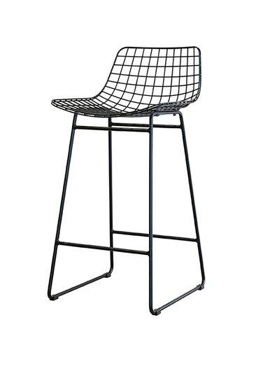 Scandi style metal mesh bar stool cielshop treniq 1 1525250144778