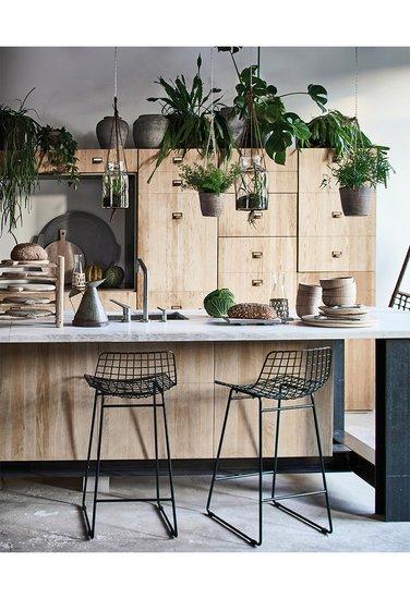 Scandi style metal mesh bar stool cielshop treniq 1 1525250144777