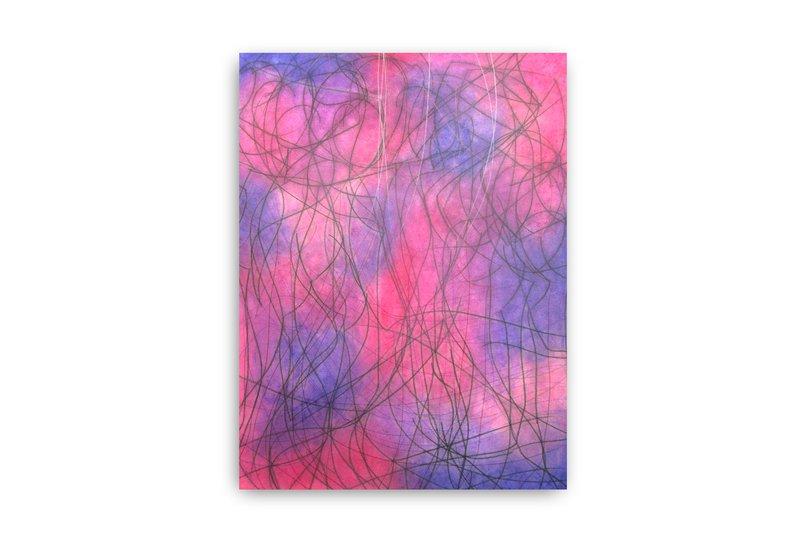 Multicoloured composition vii kevin jones treniq 1