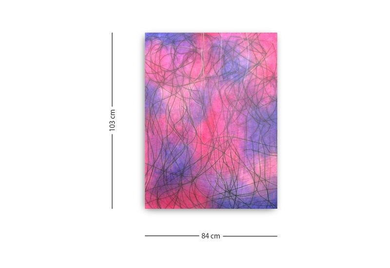 Multicoloured composition vii kevin jones treniq 3