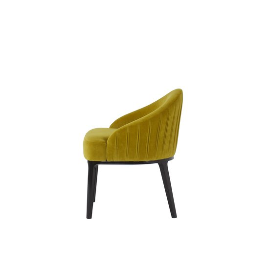 Cersie dining chair vadit lemon fabric  sonder living treniq 1 1526637336446