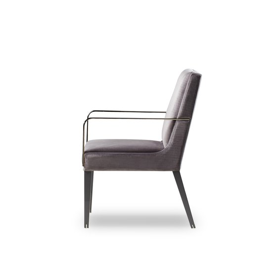 Lowry dining arm chair (uk)  sonder living treniq 1 1526637596164
