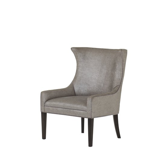 Hamish chair mitt silver fabric  sonder living treniq 1 1526637927584