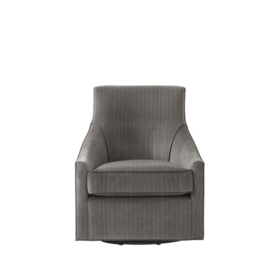 Fraser swivel chair vienna graphite fabric  sonder living treniq 1 1526638068508
