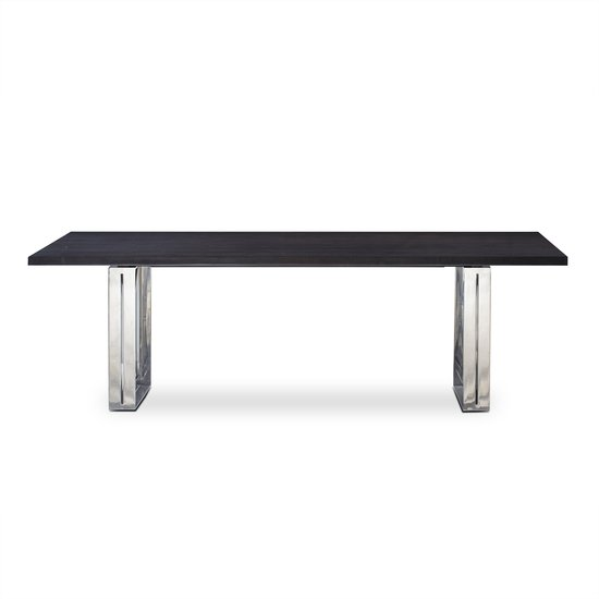 Girder table grey lacquer top  sonder living treniq 1 1526641285964