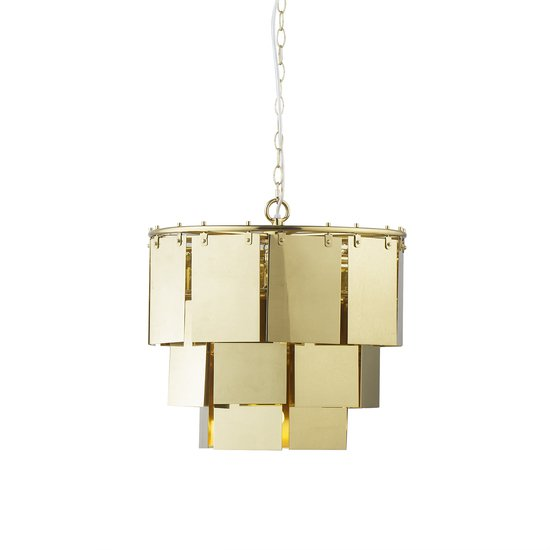 Marilyn small brass chandelier  sonder living treniq 1 1526878973188
