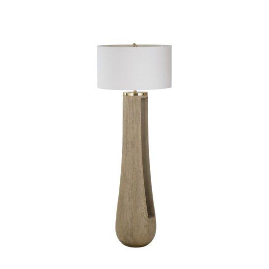 Gray floor lamp  sonder living treniq 1 1526879148185