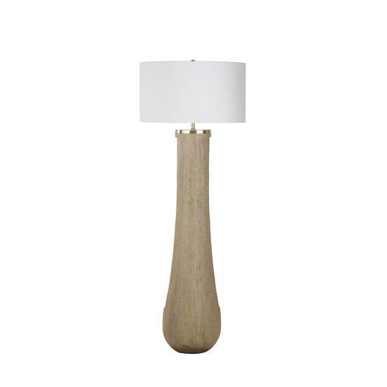 Gray floor lamp  sonder living treniq 1 1526879148201